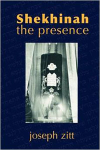 "Cover of book ""Shekhinah: the Presence"""