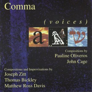 CommaVoices